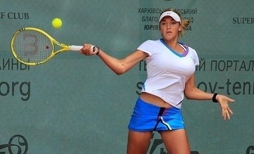 Закарлюк проиграла в финале турнира в Шарм-эль-Шейхе
