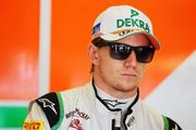 Нико Хюлькенберг продлил контракт с Force India