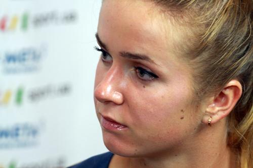 Элина СВИТОЛИНА: «Будет хорошо, если войду в топ-15»