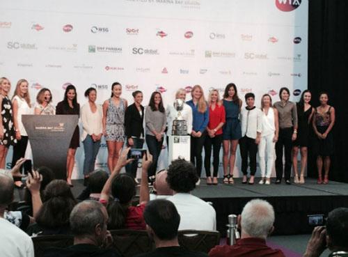 Состоялась жеребьевка Итогового чемпионата WTA в парах