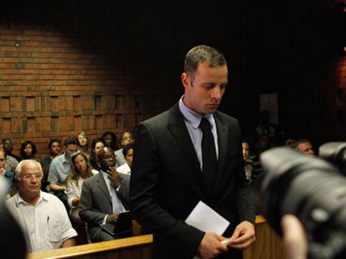 Оскар Писториус приговорен к 5 годам тюремного заключения