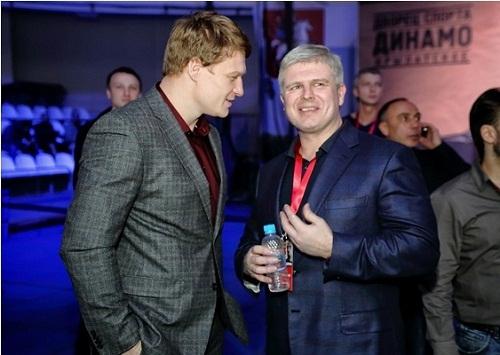 Андрей РЯБИНСКИЙ: «Поветкину рано выходить на бой с Кличко»