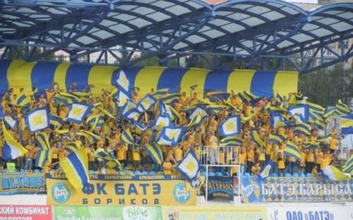 УЕФА открыл дело в отношении БАТЭ