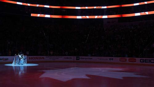 НХЛ. Шестая подряд победа Анахайма. Матчи среды