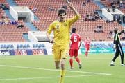 Молодежная сборная Украины громит Латвию