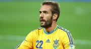 Девич – автор первого хет-трика в истории сборной Украины