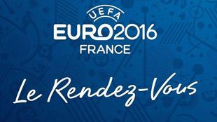 Рандеву - слоган Евро-2016