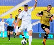 Пищура признали лучшим футболистом месяца в Узбекистане