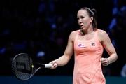 Азаренко проиграла во втором матче на Итоговом турнире WTA