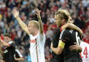 Бавария и Байер одержали волевые победы