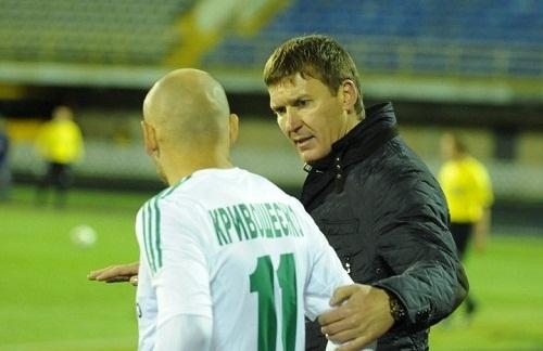 Иван Кривошеенко продлил контракт с Ворсклой