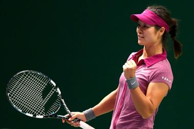 На Ли стала первой финалисткой Итогового турнира WTA