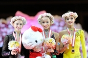 Элеонора Романова - бронзовый призер клубного ЧМ + ФОТО