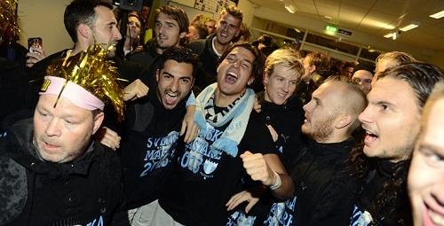 Мальме стал чемпионом Швеции