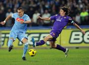 Наполи выгрыз победу во Флоренции
