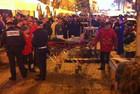 На английских фанатов напали в центре Киева + ФОТО + ВИДЕО