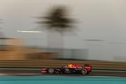 Гран При Абу-Даби: Уэббер завоевывает поул