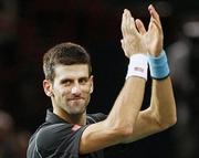 Новак Джокович стал победителем турнира в Париже