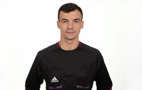 Сергей Бойко обслужит матч Лиги Европы