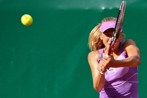 Надежда Киченок вышла в 1/4 финала турнира в Астане