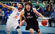 Единая Лига ВТБ. БК Донецк вырывает победу в Красноярске
