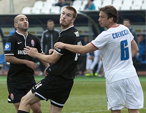Тони ШУНИЧ: «Потеряли два очка в матче с Таврией»