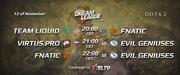 DreamLeague day 6: провальный день для Fnatic + ВИДЕО
