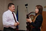 «Калашников» изготовит биатлонную винтовку для Кайшевой