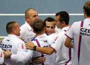 Сборная Чехии выиграла Кубок Дэвиса