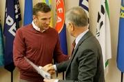 Андрей ШЕВЧЕНКО: «Фоменко проявил себя с лучшей стороны»