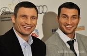 Братья Кличко организуют очередной благотворительный вечер