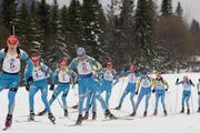 Состав сборной Украины на 1-й этап Кубка IBU