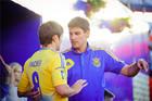 Пляжный футбол. Украина – Аргентина 6:2