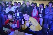 Украинская команда проигрывает китайцам на MLG Columbus