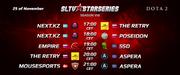 StarLadder VIII day 1: Не лучший день для россиян