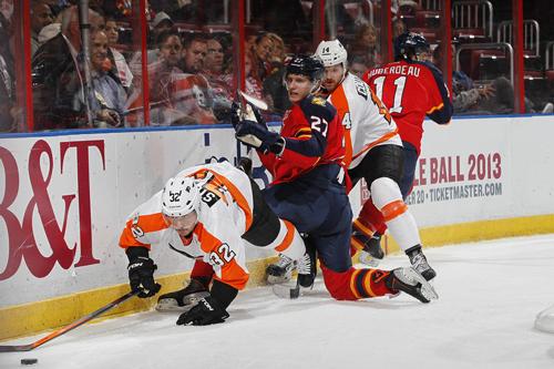 НХЛ. ВИДЕОобзоры матчей понедельника