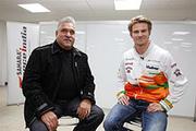Нико ХЮЛЬКЕНБЕРГ: «Я вернулся в Force India надолго»