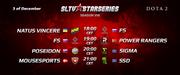 StarLadder VIII day 5: Несостоявшийся дебют Na`Vi