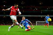 Арсенал без проблем обыгрывает Халл Сити и возглавляет АПЛ