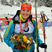 Хохфильцен 2013. Результаты женской спринтерской гонки