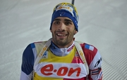 Мартен Фуркад выиграл гонку преследования в Хохфильцене