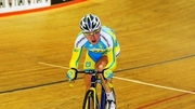 Украинец завоевал бронзу на этапе Кубка мира по велотреку