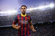 Хави превзошел Рауля по количеству матчей в еврокубках