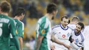 Динамо становится четвертым украинским клубом в плей-офф ЛЕ