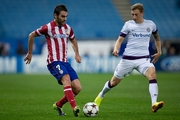 Адриан Лопес продлил контракт с Атлетико