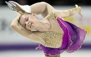 Украинские фигуристы претендуют на медали Ukrainian Open