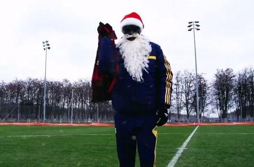 Как Папа Гуйе стал Дедом Морозом