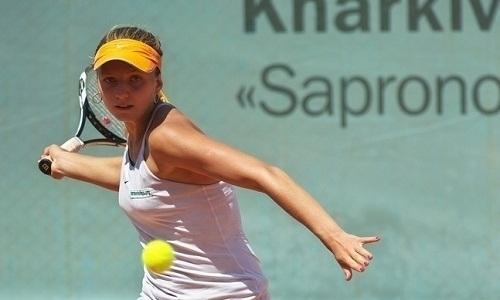 Ольга Янчук вышла в четвертьфинал турнира в Стамбуле