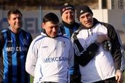 Тарас БУРЛАК: «Ушел из жизни великий футболист»