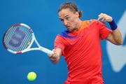 Александр Долгополов пробился в 1/4 финала турнира в Сиднее